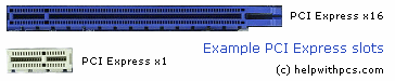 example-pci-express-slots